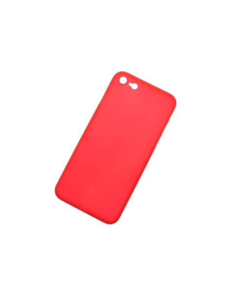 Philo Ultra Slim Case For iPhone 7/8 - RED (PH016RD)