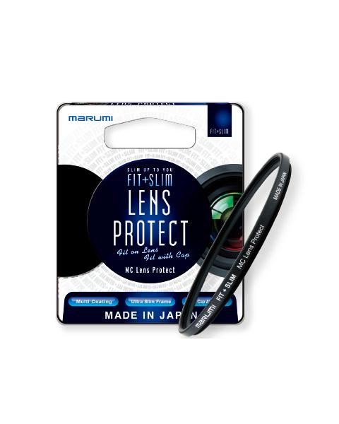 MARUMI 62MM SLIM LENS PROTECT  (MRDSLIM62-A)