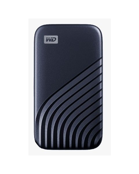 WD My Passport™ SSD 500 GB, Black (WDBAGF5000ABL-WESN)