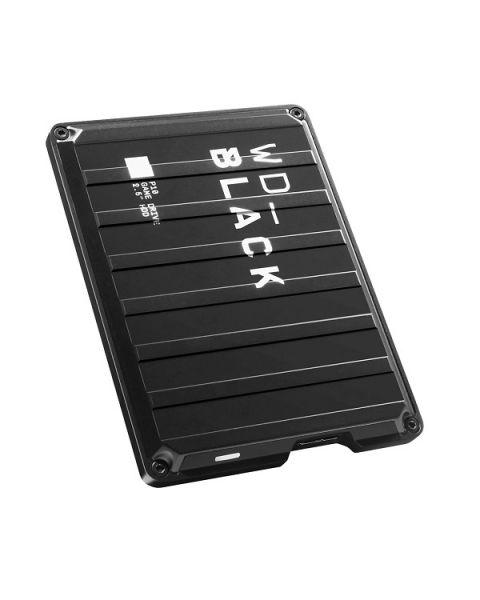 WD 2TB P10 Game Drive HDD Black (WDBA2W0020BBK-WESN)