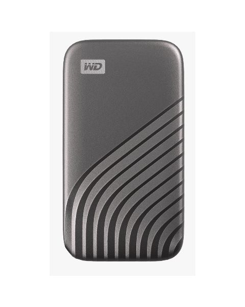 WD My Passport™ SSD 500 GB, Grey (WDBAGF5000AGY-WESN)