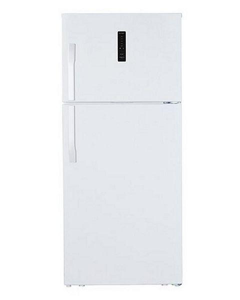 ثلاجة هاير،18.6 قدم . 527 لتر، لون ابيض  (HRF-680NW-2)