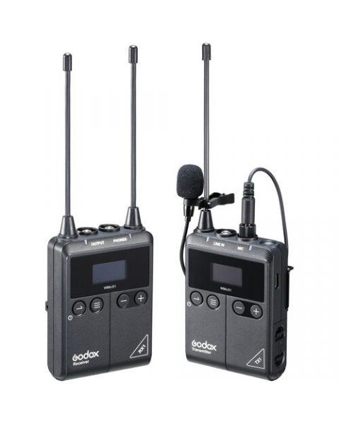 Godox WMicS1 Wireless Microphone System (WMICS1-KIT2)