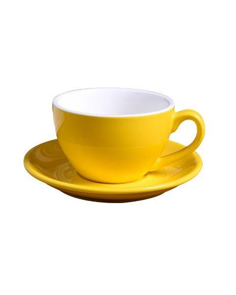 لا باريستا كوب قهوة أصفر220 مل (LB-648)