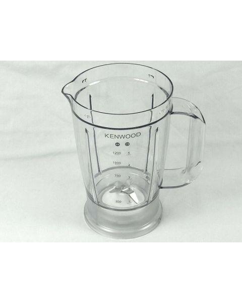 Kenwood Blender Plastic jug without cover (KW714298)
