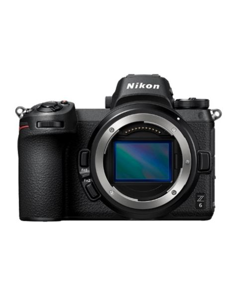 Nikon Z6 Mirrorless Digital Camera  (4K UHD) -Body Only (VOA020AM)