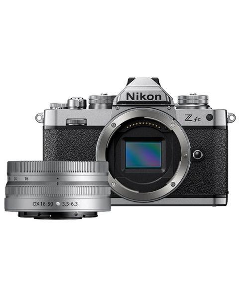 Nikon Z fc Mirrorless Camera Black 16-50mm Kit (VOK090XM)