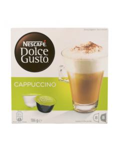 Nescafe Dolce Gusto Cappuccino 186g (CAPPUCCINO 186G)