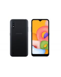 Samsung Galaxy A01 16GB Black (SGH-A015FZKD)