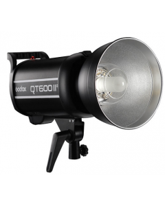 Godox QT600IIM Flash Head (QT600IIM-KITS) + 2 Pieces Light Stand Free