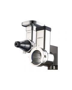 Kenwood AT642 Metal Roto Food Cutter and Metal Fruit Press (AWAT642B01)