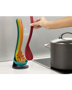 (10124) حاويه أدوات مطبخية  ملونة من جوزيف جوزيف