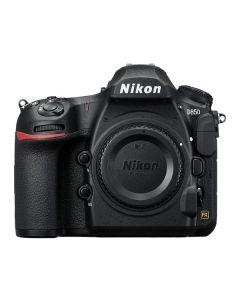 NIKON D850 BODY ONLY, FULL FRAME DSLR, 45.7 MP (VBA520AM) + Memory Card 64GB + NPM Card
