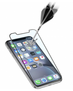 Cellularline Second Glass Ultra Capsule - iPhone XR (TEMPGCAPIPH961K)