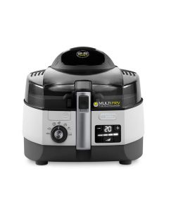 Delonghi FH1394 Multifry Extra Chef Low-Oil Multicooker, 1.7 KG (DLFH1394)