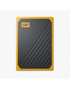 SSD Passport Go 1TB Yellow USB 3.0 (WDBMCG0010BYT-WESN)
