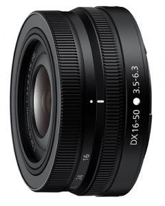 Nikon Z DX 16-50 F/3.5-6.3 Lens (JMA706DA)