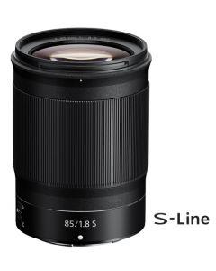 عدسة 85mm f/1.8 من نيكون (JMA301DA)