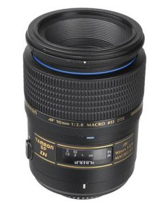TAMRON AF 90mm f/2.8 DI Macro Lens for Nikon (272ENII)