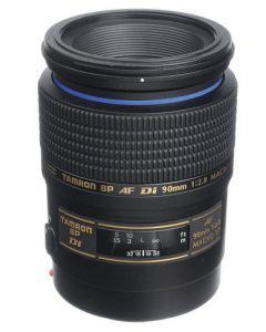 تامرون  90 ملم  إف/ 2.8  إس بي أي إف عدسات ماكرو  لكامرات كانون (272EE)