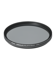 Nikon 62mm Circular Polarizer II Filter (FTA11501)