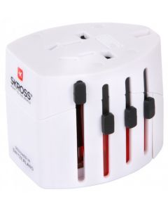 Skross World Adapter EVO white (1.102100)