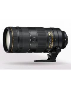 Nikon AF-S NIKKOR 70-200mm f/2.8E FL ED VR LENS (JAA830DA) + NIKON PREMIUM MEMBER CARD