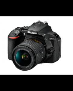 NIKON D5600 KIT WITH 18-55VR  (VBK500XM) + NIKKOR 70-300mm Lens + 16GB Memory Card