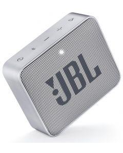 جي بي ال ، جو2 ، سماعة بلوتوث محمول- رمادي (GO2GREY)