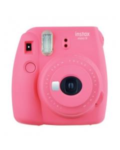 Fujifilm Instax Mini 9 Instant Film Camera - Flamingo Pink (FJMINI9-PK)