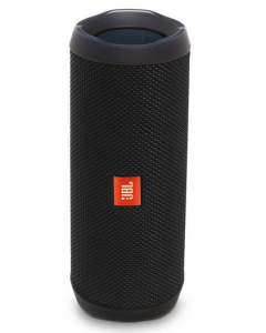 JBL Flip 4, Portable Speaker, Bluetooth, Black (FLIP4BLK)