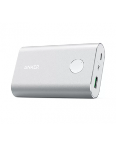 Anker Powercore 10050 Qualcomm Power Bank - Silver (A1311H41)
