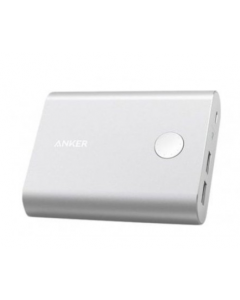 Anker PowerCore+ 13,400 mAh 3.0 Quick Charge Power Bank - Silver (A1316H41)