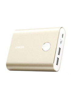 Anker PowerCore+ 13,400 mAh 3.0 Quick Charge Power Bank - Gold (A1316HB1)