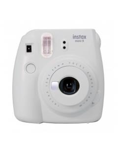 Fujifilm Instax Mini 9 Instant Film Camera - Smokey White (FJMINI9-WT)