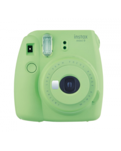 كاميرا فوجي فيلم إنستاكس ميني ٩ الفورية – أخضر (FJMINI9-GR)