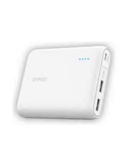 Anker 13000mAH Portable Power Bank – White (A1215H21)