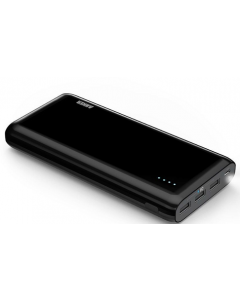 Anker 26800mAh Astro E7 Ultra-High Capacity 3-Port 4A Powerbank - Black (A1210012)
