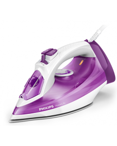 Philips Power Life Steam Iron 2300W - Purple (GC2991/36)