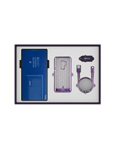 AKG S30 Full Value Package for Samsung S9+, Purple (FC00005KPP)
