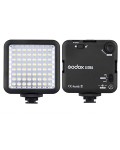 Godox Small LED On Top Camera (LED64)