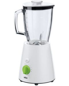 Braun TributeCollection Jug blender White, (BRJB3060WH)