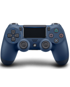 Sony PS4 Controller DualShock 4 Wireless – Midnight Blue (CUH-ZCT2/MB)