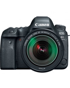CANON EOS 6D MARK II with EF 24-105mm lens (EOS6DMK2KIT)