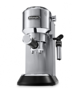 De'Longhi Dedica Traditional Pump Espresso Coffee Machine (DLEC685.M)