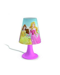 Philips Princess Table lamp with built in LED, 2.3W, 220 lm (PHI-915005234901)