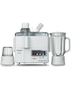 Panasonic MJ-J176P 3 in 1 Blender/Juicer/Mill 230W 1L - White (MJJ176P)