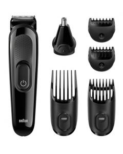 طقم التجميل متعدد الاستخدامات من براون ٦ في ١ (MGK3020)