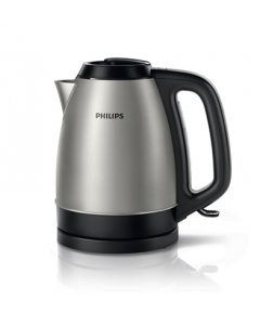 Philips 2200W 1.5L Brushed Metal Kettle (HD9305/26)