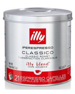 ILLY Capsules Classico - Medium Roast (3667)
